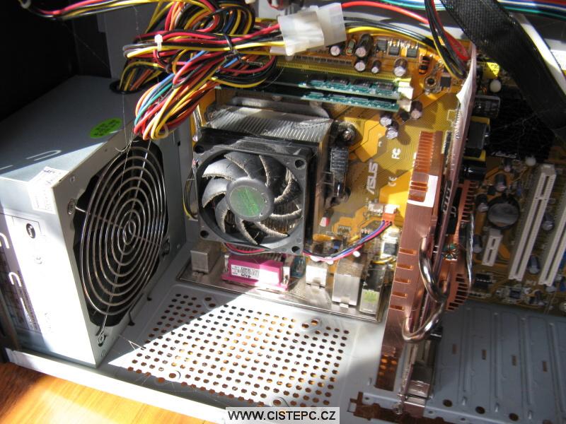 Pavučina v počítači 05