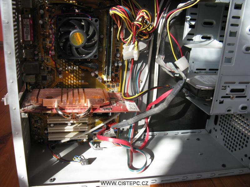 Pavučina v počítači 10