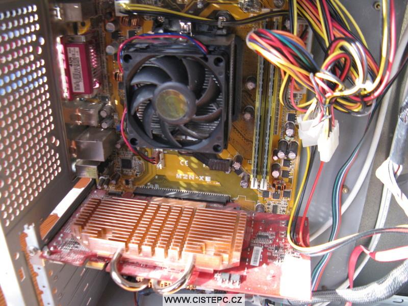 Pavučina v počítači 13