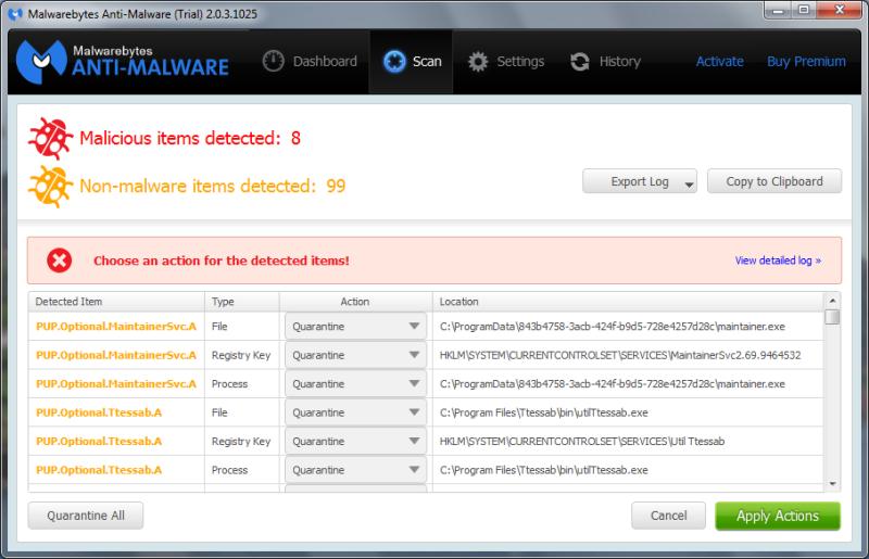 Anti-malware 2