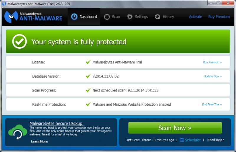 Anti-malware 5