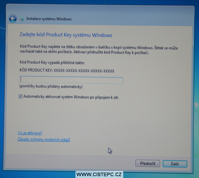 windows 7 instalace 14