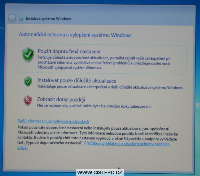 windows 7 instalace 15