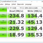CrystalDiskMark je program na test pevných disků