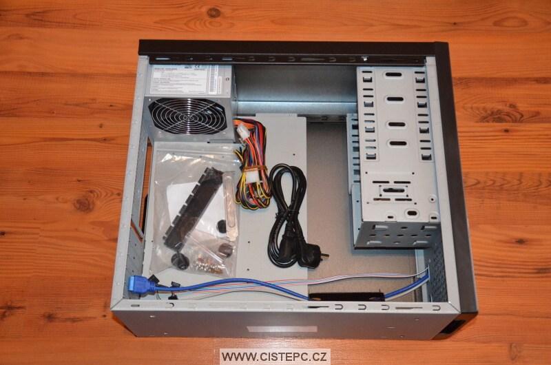 počítačová skříň – case
