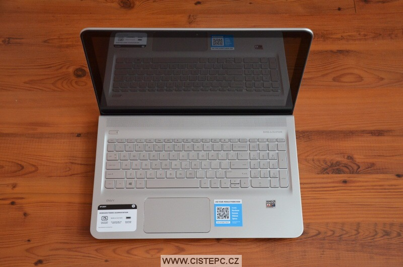 hp envy notebook 1