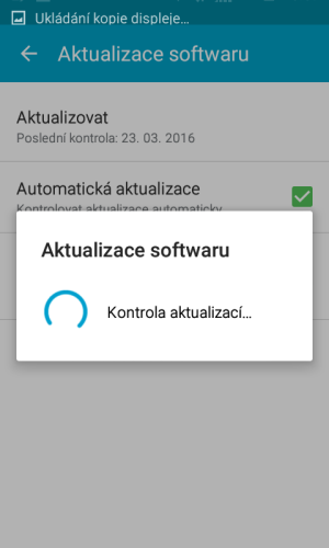 aktualizace android samsung mobil 6