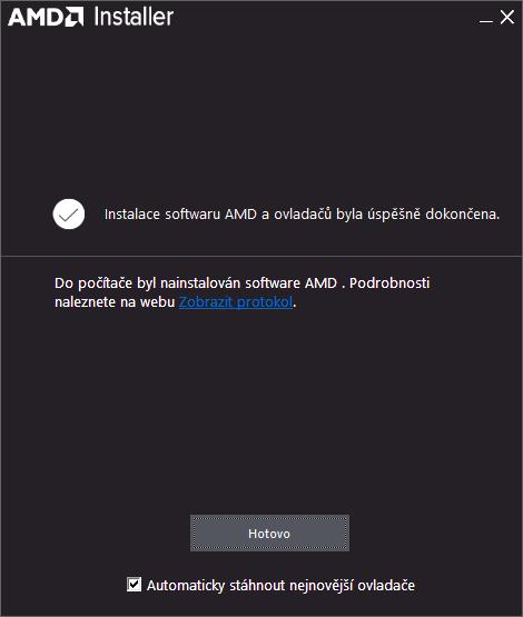 amd ovladač grafické karty ati driver 5