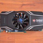 Jak vyčistit grafickou kartu Amd Radeon HD 6870