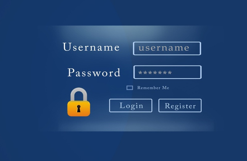 login password heslo
