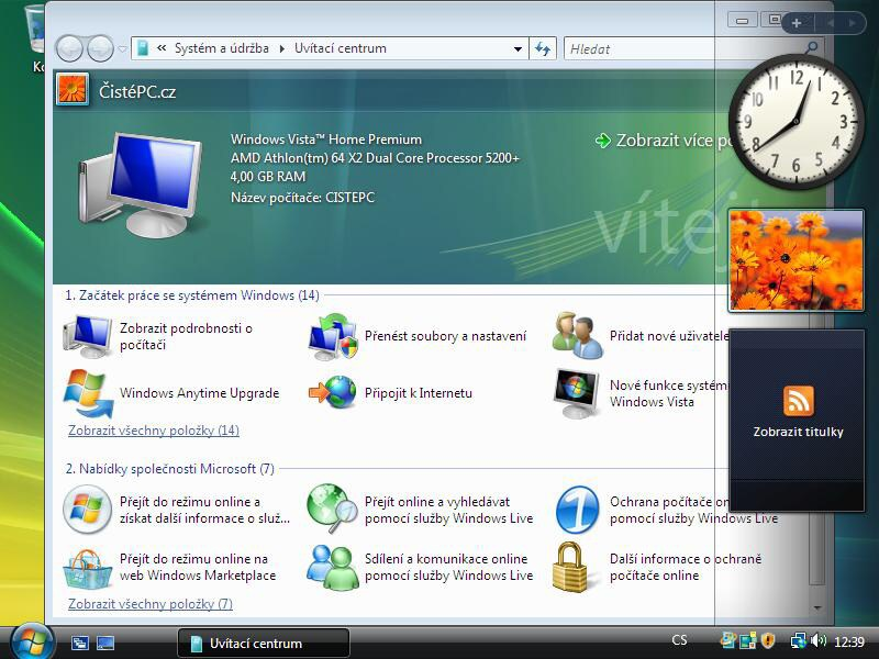 windows vista 1