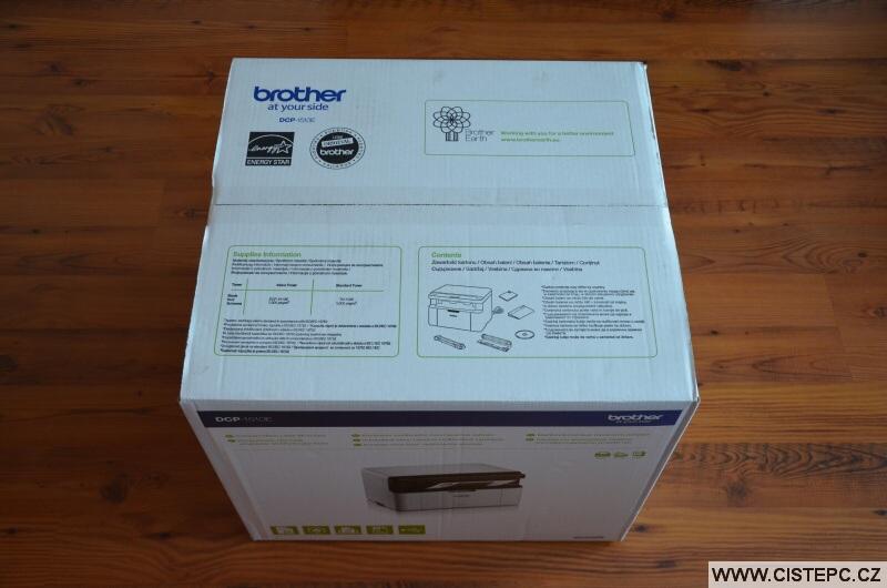 tiskárna brother dcp-1510e 01
