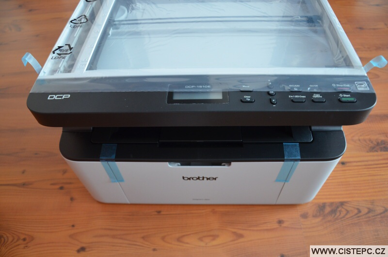 tiskárna brother dcp-1510e 07