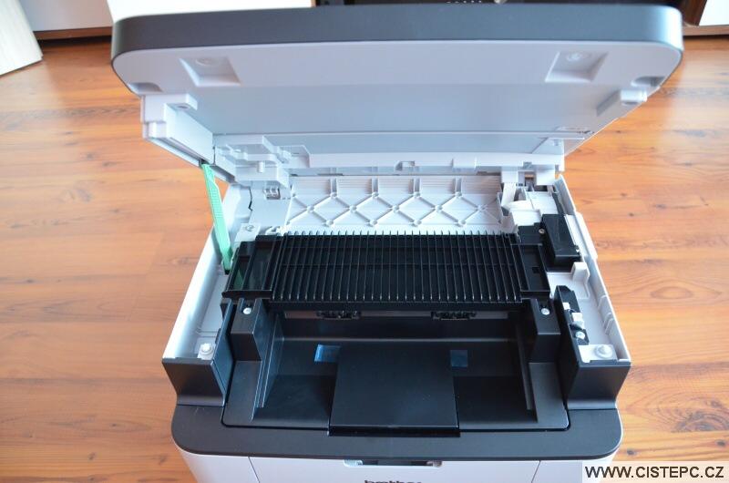 tiskárna brother dcp-1510e 09