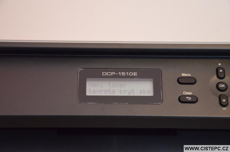 tiskárna brother dcp-1510e 21