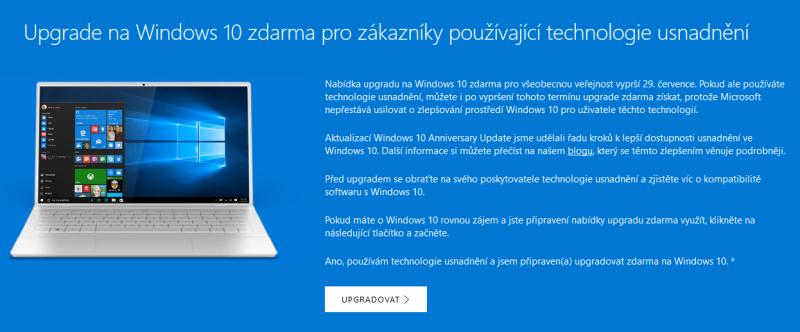 windows10 zadarmo 1