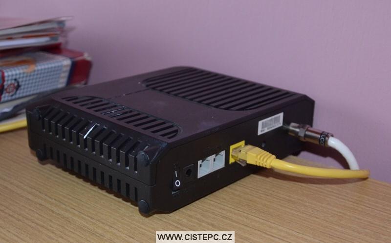 modem cisco epc3208