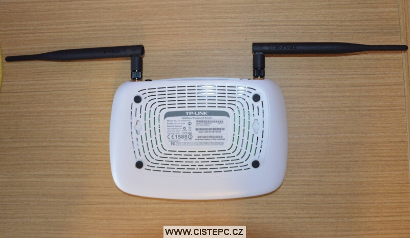 router tp-link tl-wr841nd