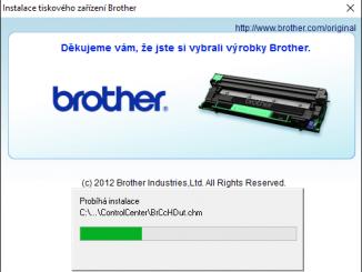 tiskárna brother dpc-1510e instalace 5