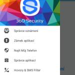 360 security – antivirus free je aplikace pro Android