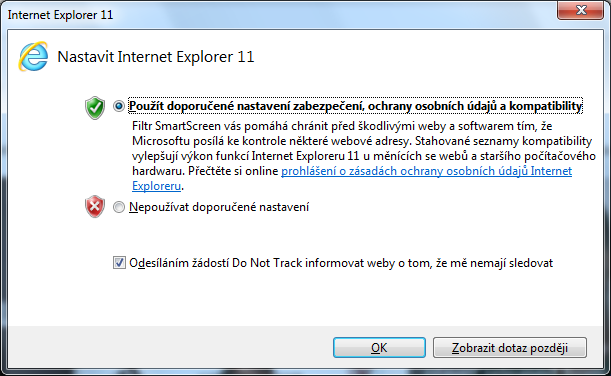 internet explorer 11 aktualizace windows7 7