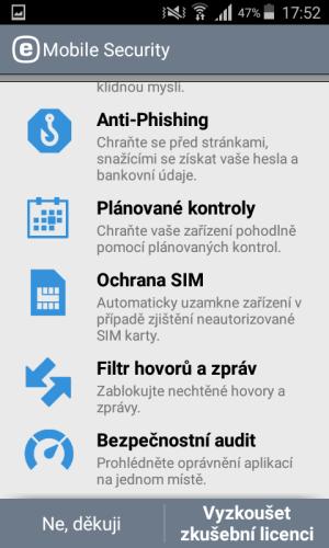mobile security antivirus eset 06