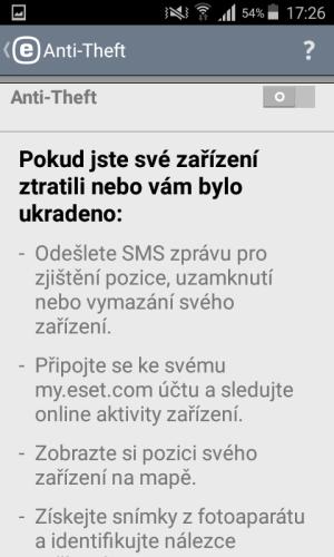 mobile security antivirus eset 14