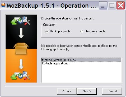 MozBackup 6