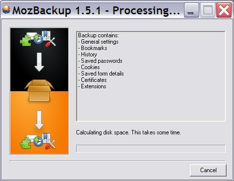 MozBackup 9