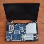 Jak vyměnit pevný disk u notebooku Acer Aspire E5-572G