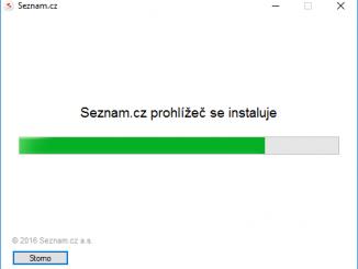 seznam.cz prohlížeč 2