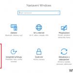 Jak doinstalovat češtinu do Windows 10