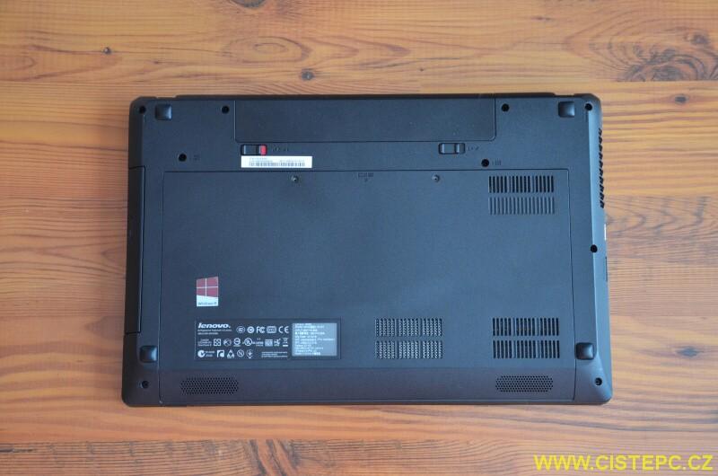 Notebook Lenovo G580 1