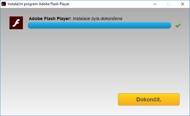 Adobe Flash Player pro Windows 10 6