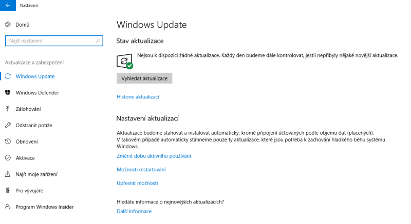 Windows 10 Creators update 12