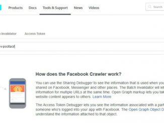 facebook debugger 1