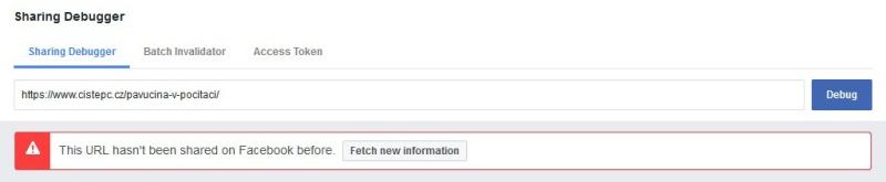 facebook debugger 2