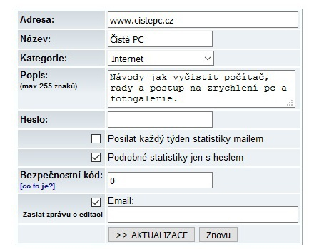 toplist.cz měření návštěvnosti 1