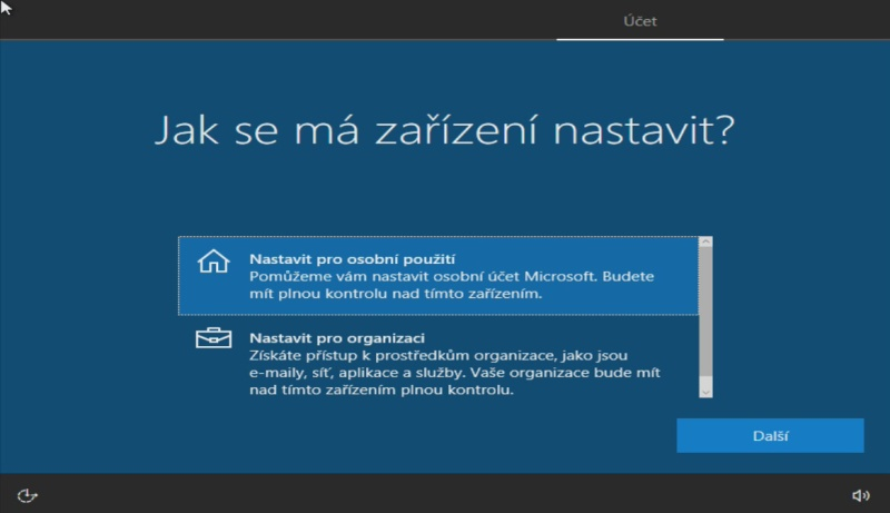 windows 10 čistá instalace usb ssd 13