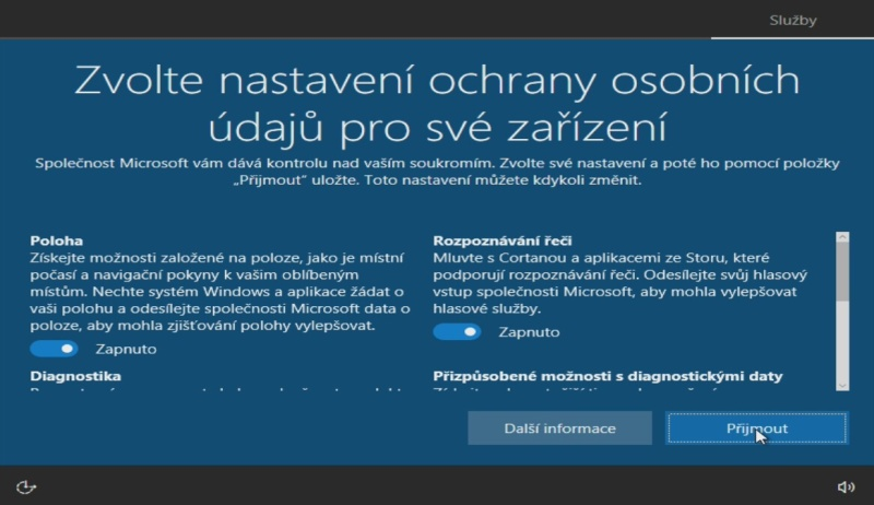 windows 10 čistá instalace usb ssd 17