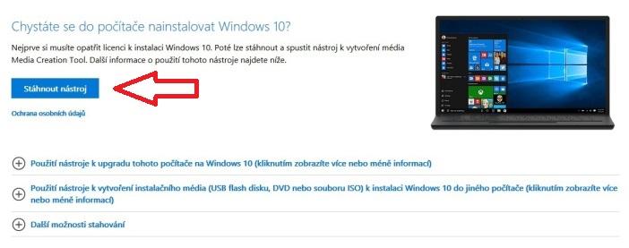 windows 10 stažení 01