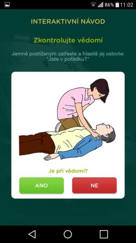 aplikace Záchranka do mobilu 14
