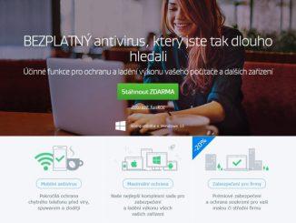 AVG free antivirus ke stažení zdarma v češtině 01