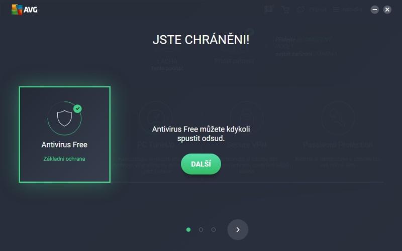 AVG free antivirus ke stažení zdarma v češtině 09
