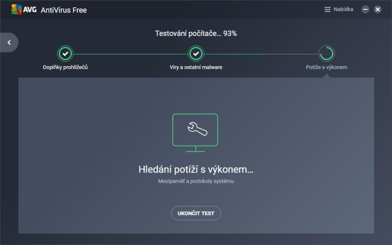 AVG free antivirus ke stažení zdarma v češtině 15