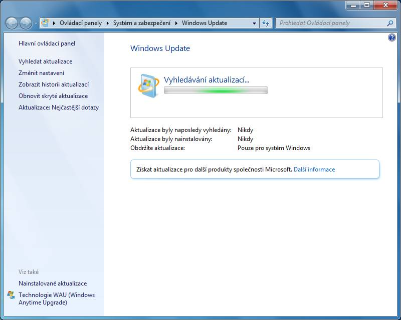windows 7 update 03