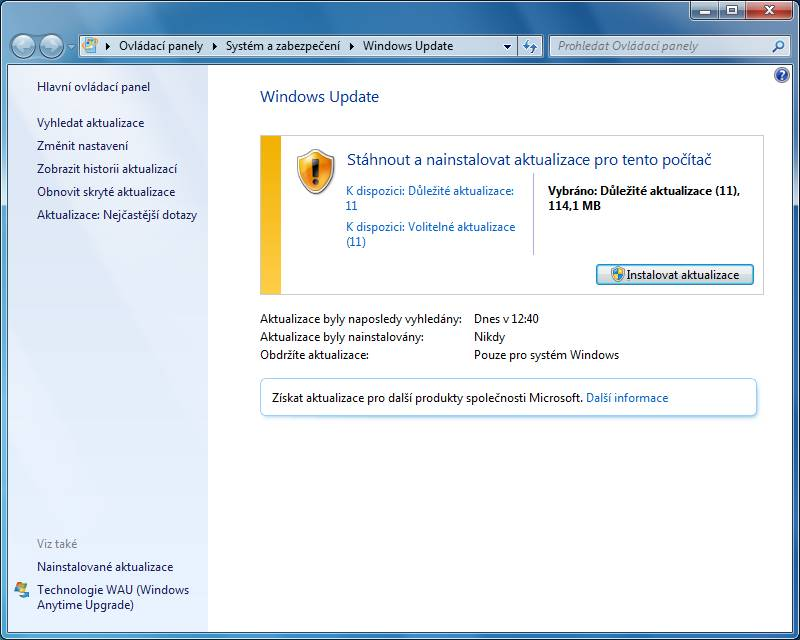 windows 7 update 05