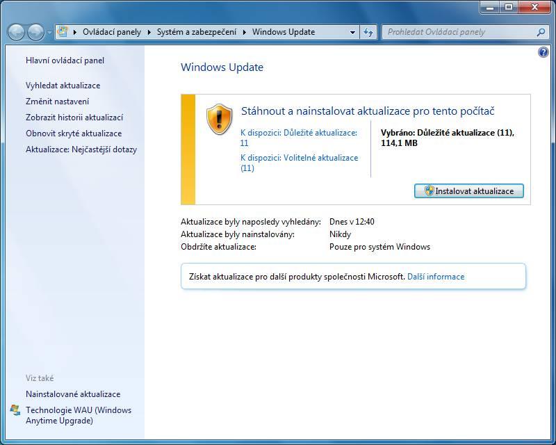 windows 7 update 05