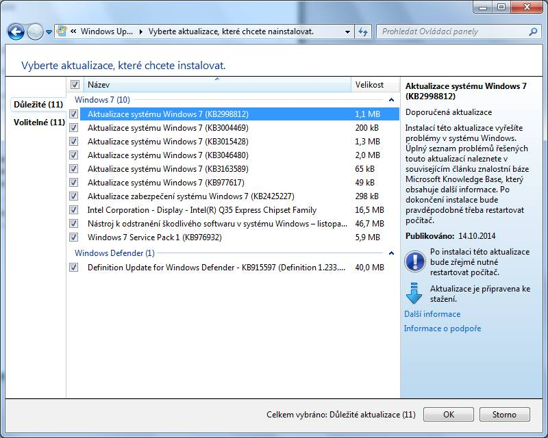 windows 7 update 06