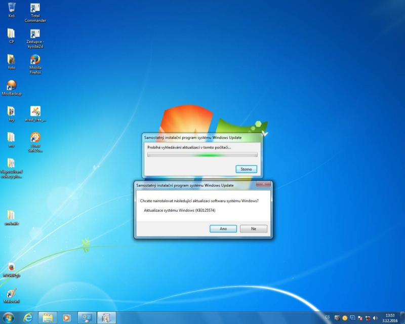 windows 7 update 15